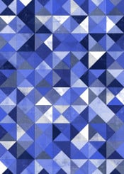 abstract texture lovely geometric triangle graphic cubism lines paintings blue