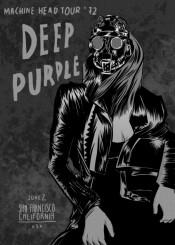 deep purple music rock roll mrjackpots grayscale legends progressive