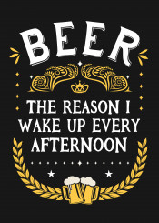 beer pub bar drinks party alcohol slogan funny joke parody humour text quote clever witty