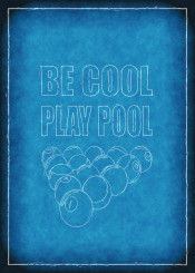 be cool play pool blueprint