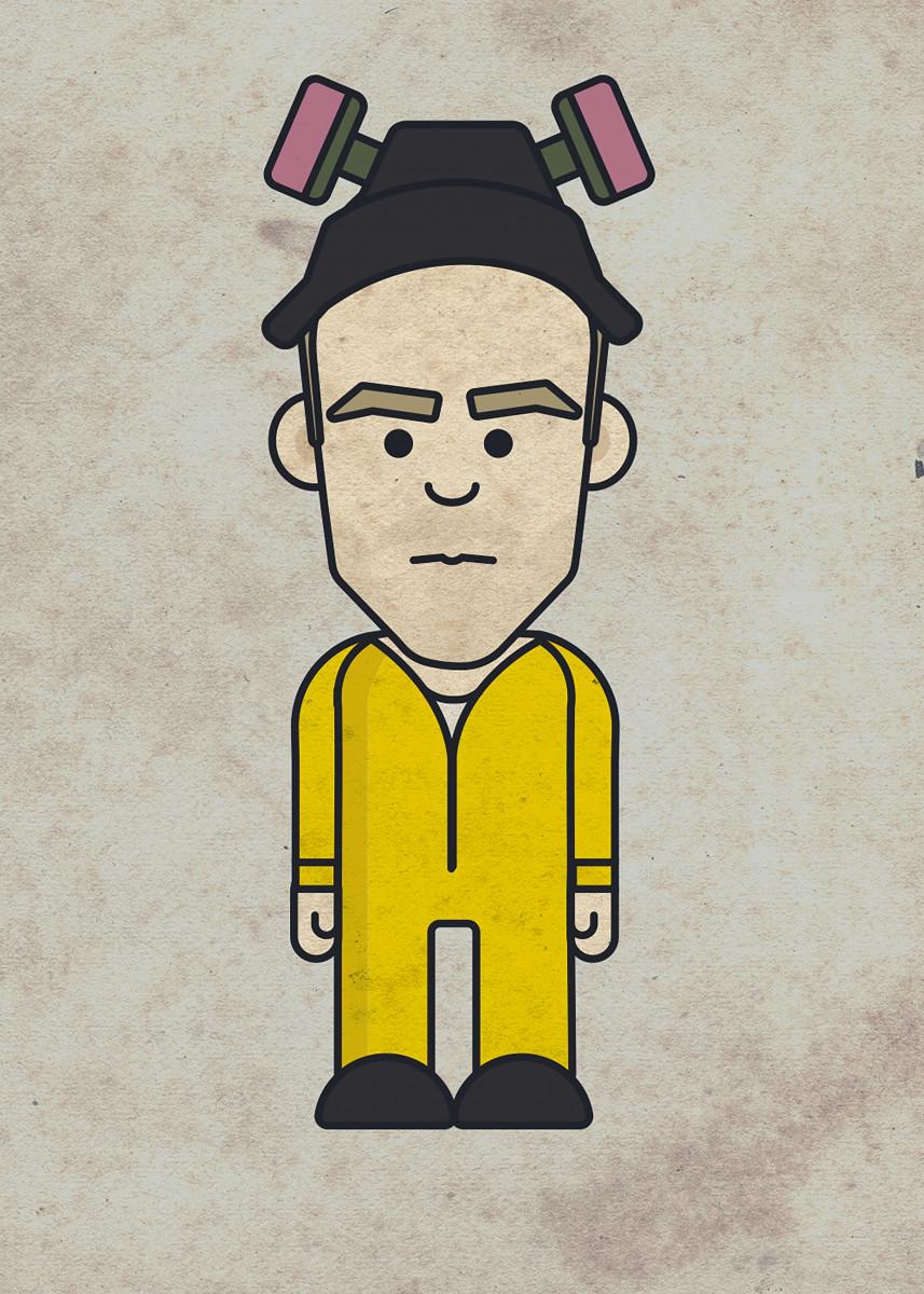 Jesse Pinkman 3 - Breaking Bad 349217
