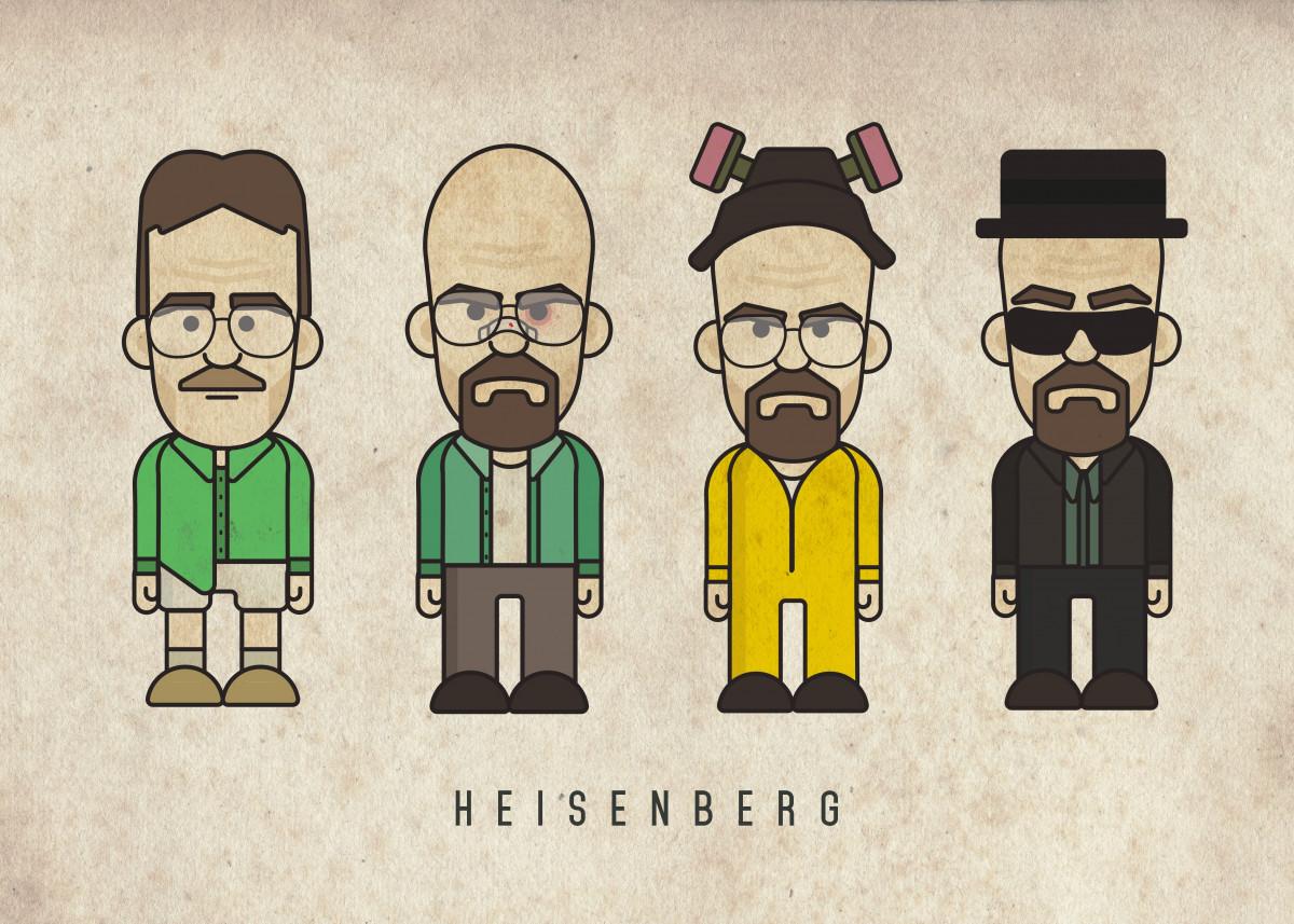 Heisenberg Evolution - Breaking Bad 349209