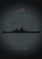uss missouri battleship battle ship weapon war world dark black