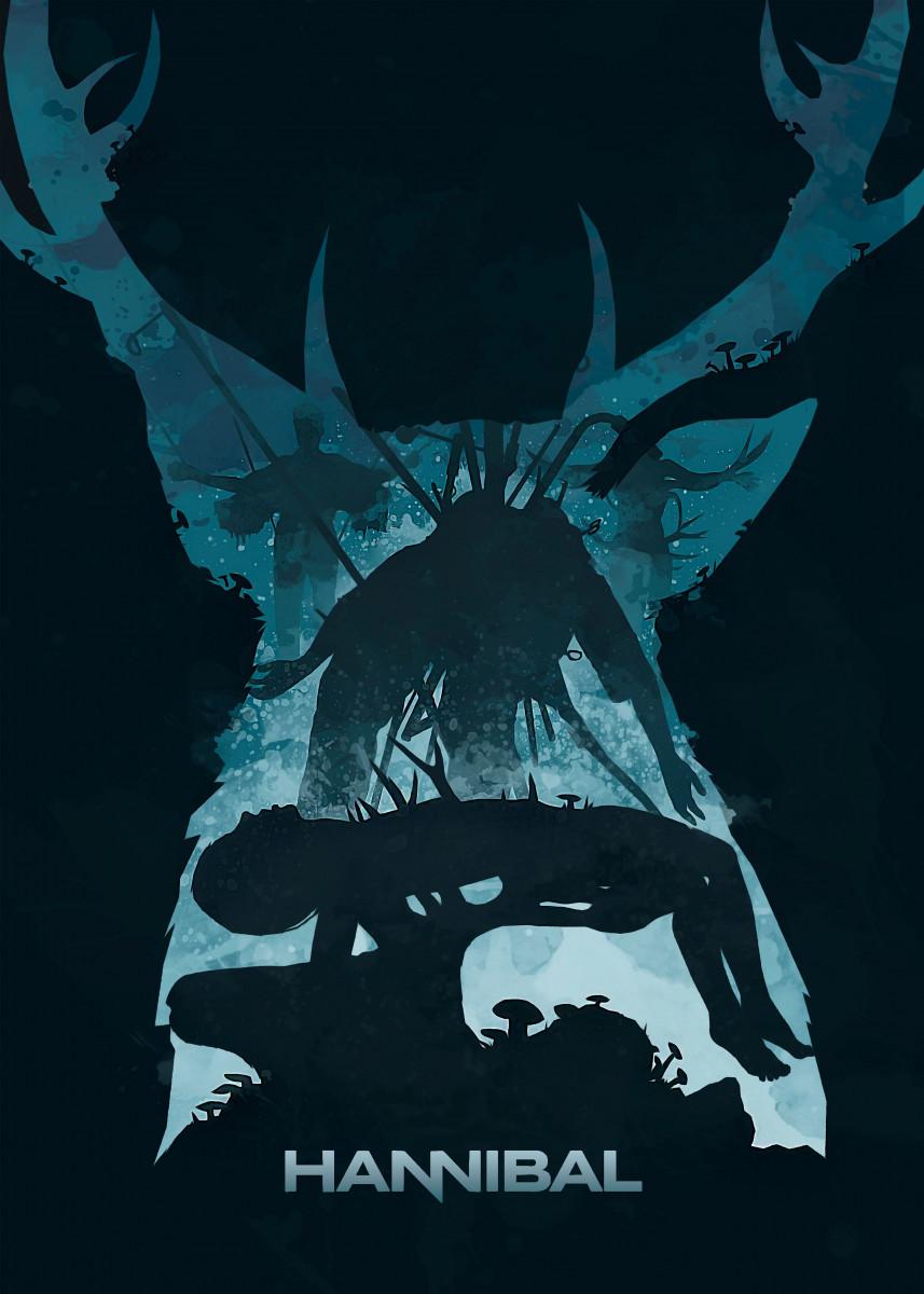Hannibal Season 1 Poster 350861