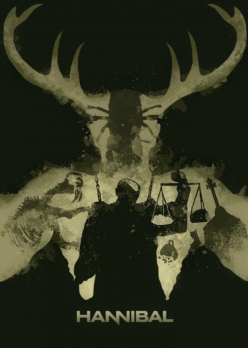Hannibal Season 2 Poster 350862