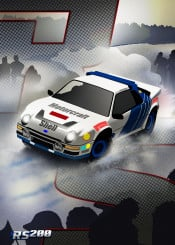 ford rs200 rs 200 moto car cars racing race speed need group b turbo drift