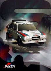 lancia delta s4 racing turbo race car group b speed fast cars moto drift need