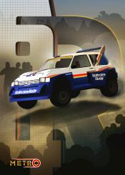 mg metro 6r4 racing cars turbo car group race b speed fast moto need drift