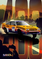 opel manta 400 racing turbo race car group b speed fast cars moto drift need