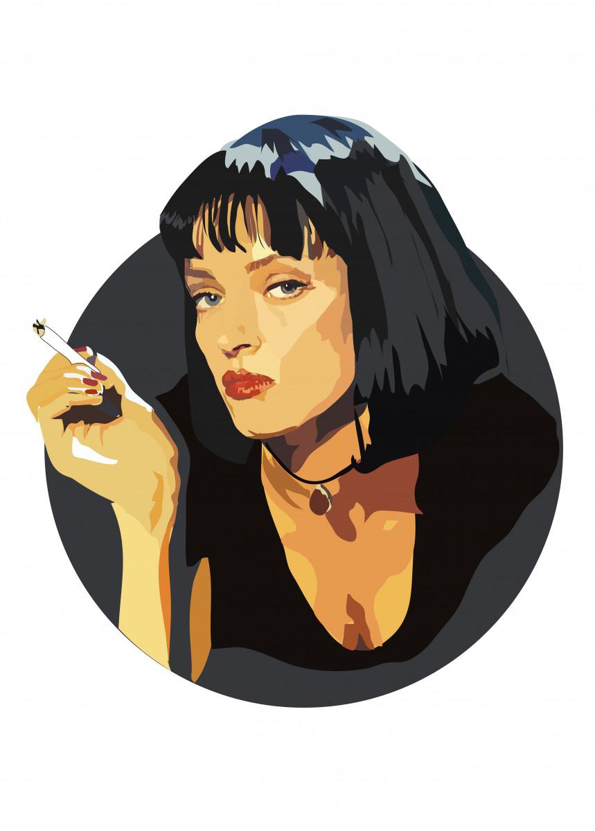 Mia Wallace - Pulp Fiction 354766