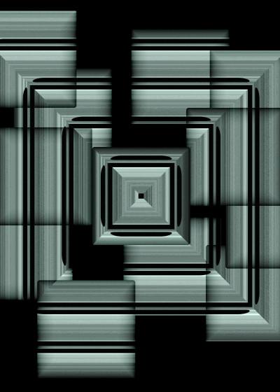 Eric Rasmussen Abstract   Displate Prints on Steel