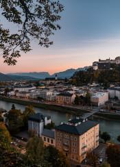 salzburg city europe alpine austria photography cityscape