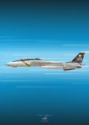 f14 tomcat top gun topgun jet fighter combat plane aircraft airplane weapon war diagram design blueprint schematic usa navy
