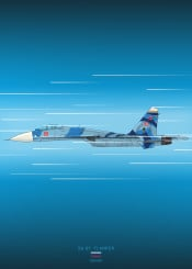 su27 flanker fighter jet combat plane weapon aircraft military airplane design blueprint schematic diagram russia ussr