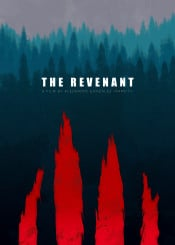 revenant minimal movie film dicaprio wild hardy bear oscar cult imdb