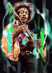 hendrix jimi rock legend electric music guitar 60s 1960 rockandroll classy