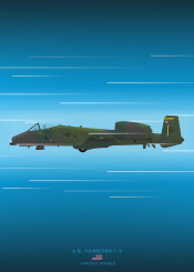 a10 thunderbolt warthog fighter combat military plane aircraft jet airplane weapon war usa