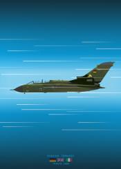 panavia tornado fighter jet combat plane military aircraft weapon war diagram schematic blueprint