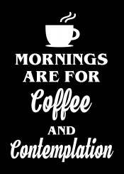 coffee contemplation strangerthings stranger things funny quote quotes