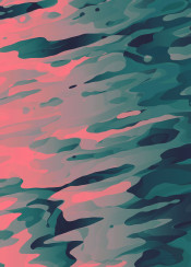 pattern plasma abstract space cosmos liquid clouds dusk dawn red cheese shapes surreal mood camouflage dream fluid dark dry smooth psychedelic