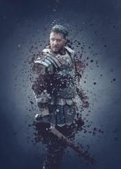gladiator rome russel crowe splatter work maximus