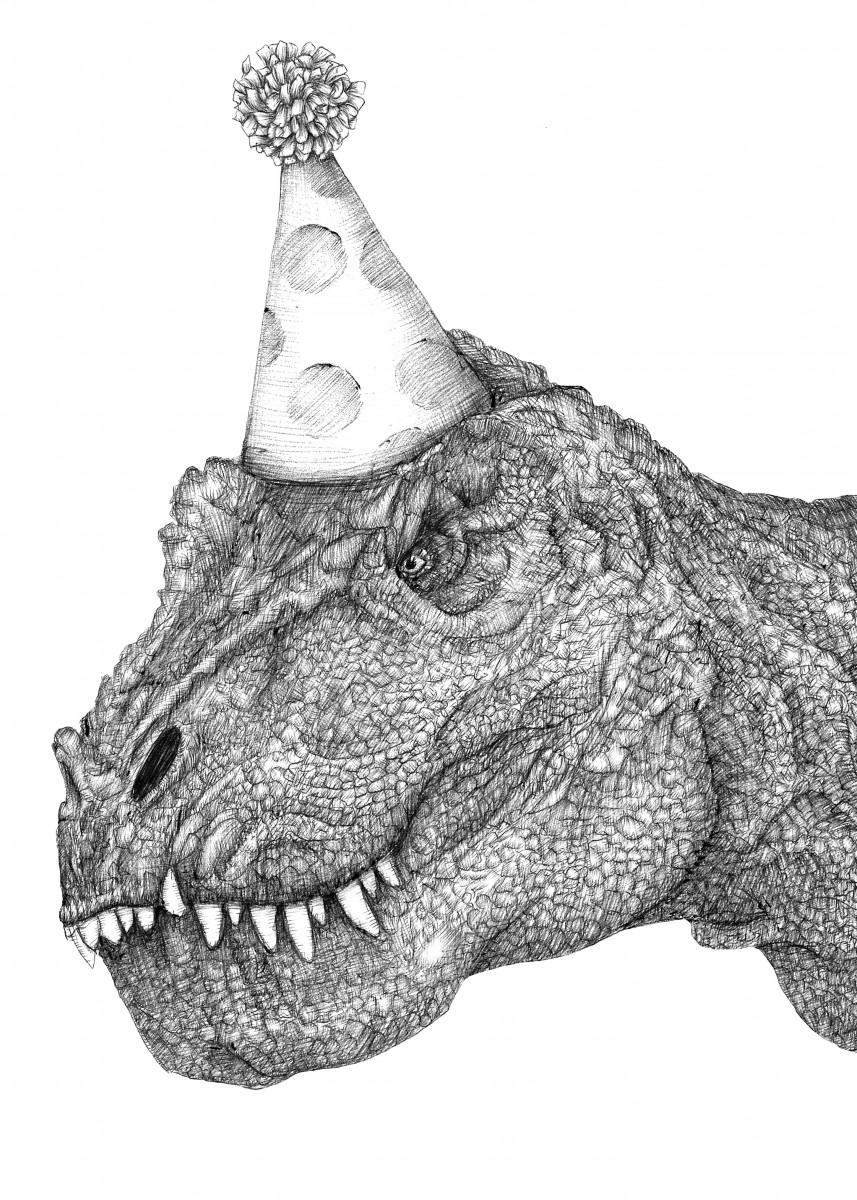 Party Dinosaur 375688