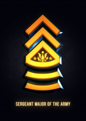 games videogames fanart 3d play arts military gamer major sergeant army insignia