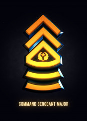 military games videogames fanart 3d play arts insignia sergeant command major gamers army