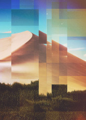 abstract abstractart landscape nature digital digitalart illustration geometry design graphicdesign