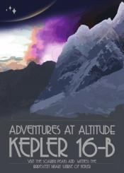 kepler space travel deco science