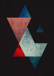 popart geometric geometrical triangle abstract abstractshape vintage retro classic