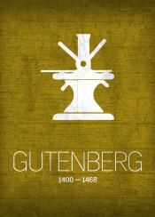 johannes gutenberg inventor printingpress science innovation series
