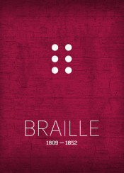 louis braille inventor invention science innovation series