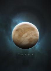 space universe solar system minimalistic minimalism planets science stars moon symbol nature venus