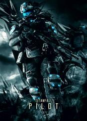 titanfall pilot games fps blue soldier shooter
