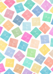 lovely cubes abstract grid block box square geometric shape colorful