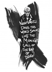 nosferatu dracula vampire black white tv shows movies films blood