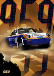 porshe 959 autoracing auto motorsport rally moto motor engine turbo race car racing speed fast cars drift need