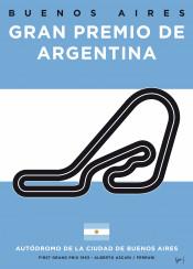 minimal race track grand prix minimalist f1 formula one team season 2018 ciruit perolhead car gp argentina buenos aires ascari graghic design argentine premio fangio