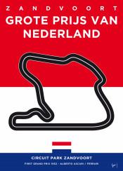minimal race track grand prix minimalist f1 formula one team season 2018 ciruit perolhead car gp sport dutch zandvoort grote prijs netherlands european