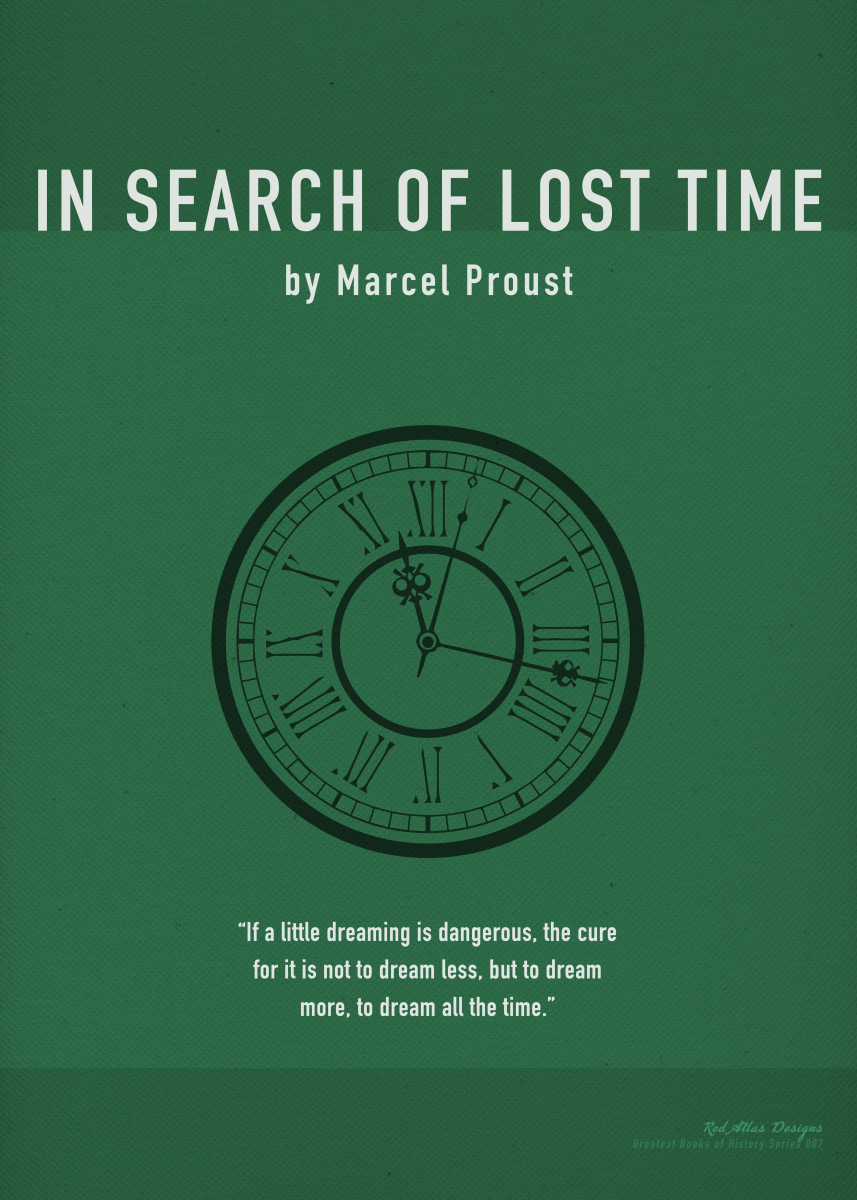 In Search of Lost Time Greatest Books Series 007 392750