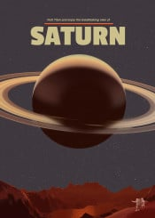 saturn planet cosmos space solar system