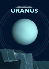 uranus planet spacec cosmos solar system