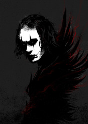 thecrow crow brandonlee