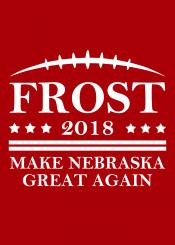 make nebraska great again canada scott frost football 2018 scottfrost
