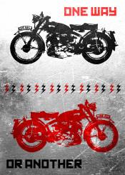 motorcycles badass home decor teen life lightning minimal design shopping pop grunge gifts giftsforhim rock rocknroll chopper harley vincent mancave bar