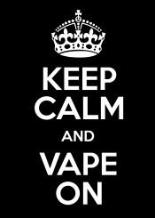 vape liquid vapeon vaping keep calm