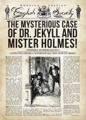 sherlock holmes detective crime novels books 221b cult horror supernatural jekyll hyde watson movies