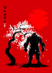 metal full japan nature tree alphonse manga anime magic edward sun