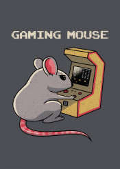funny gaming mouse animal animals cute cool